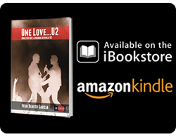 Ebook One Love U2 - Disponible en Amazon y Apple